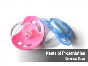 Pacifiers two baby white