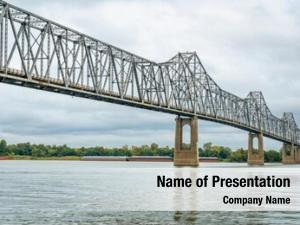 Ohio cantilever cairo river bridge
