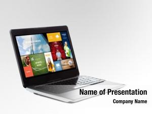 Multimedia technology, media, advertisement concept
