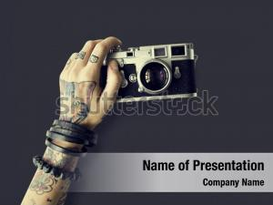 Glamour photography tattoo camera