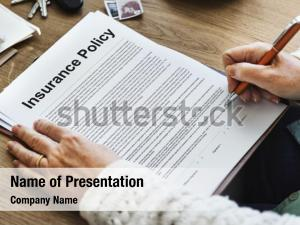 Agreement insurance policy terms document