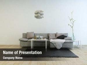 Spacious contemporary furniture living room