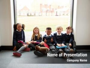 School five primary friends tablet