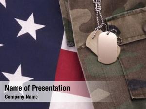 Tags military dog american flag