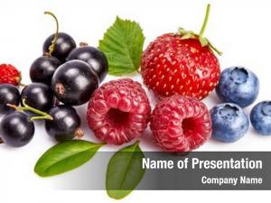 Berry set fresh