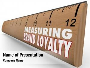Brand measure your loyalty ruler