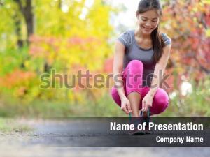 Fitness female sport runner outdoors