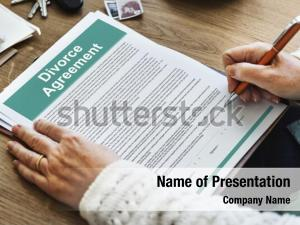 Settlement decree divorce agreement