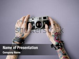 Exposure photography tattoo camera