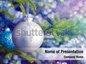 Illuminated holiday christmas celebration