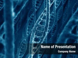 3d of DNA strings