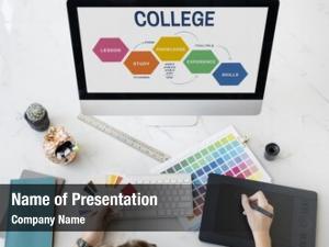 Education school college intelligence concept