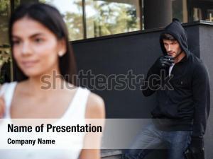 Dangerous dangerous man robber
