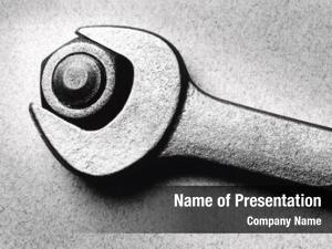 (b&w) wrench bolt