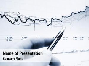 Market analysis stock graphs