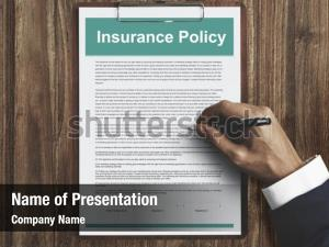 Agreement insurance policy terms