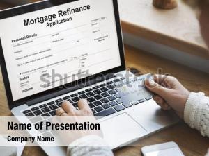 Computation application mortgage refinance
