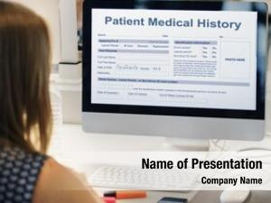 Form patient information analysis record