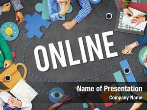 Connnecting online network community internet