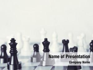 Selective chess board focus (focus