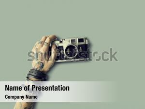 Photography tattoo camera media