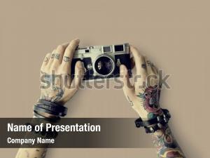 Photography tattoo camera