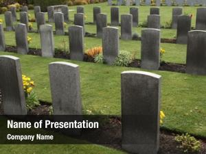 Cemetery commonwealth war graves allied