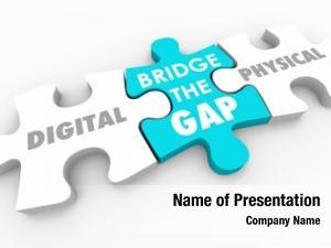 World digital physical bridge gap