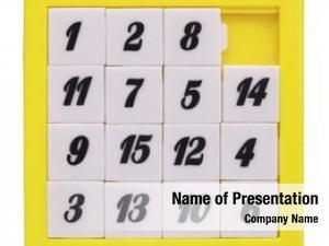 Fifteen pocket sliding puzzle game