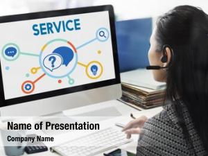 Delivery help communication service