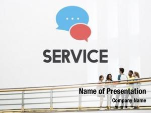 Friendship help communication service