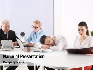 During man sleeping exam exam