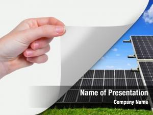 Panels solar energy
