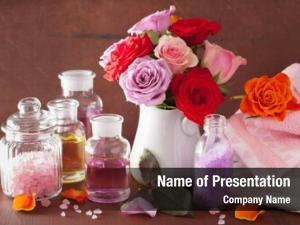 Rose spa aromatherapy flowers essential