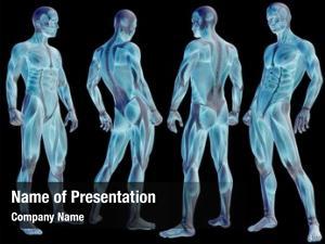 Human concept conceptual man anatomy