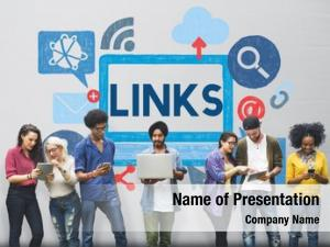 Hyperlink link network internet backlinks