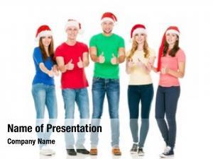 Relations presentation background