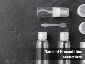 Hygiene beauty, cosmetics concept toiletry