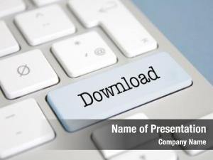 Download written powerpoint template