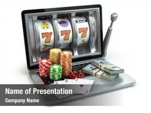Concept, casino online gambling