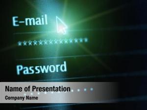 Web online authentication site