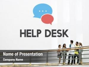 Togetherness help communication service