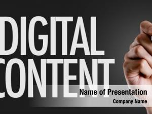 Text: hand writing digital content