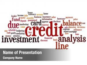 Card conceptual credit line investment