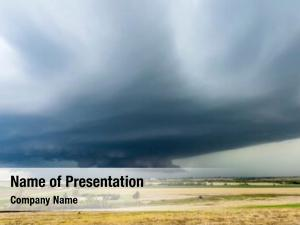 Mesocyclone large tornadic supercell inflow