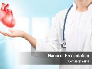 Cardiologist hand