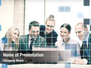 People business, technology concept smiling