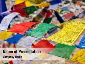 Tibetan buddhism powerpoint background
