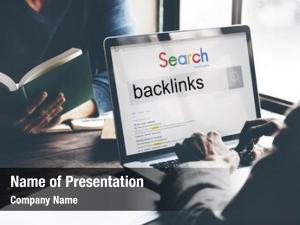 Inbound backlinks hyperlink links network