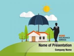 Infographics home insurance business
